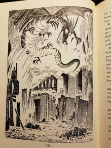 The destruction of Lake Town and the death of Smaug are my personal favourites